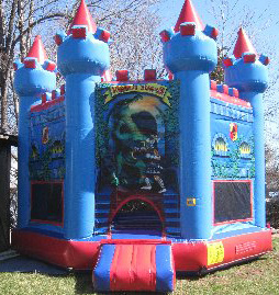 Princess and Knights Castle (15' x 15')