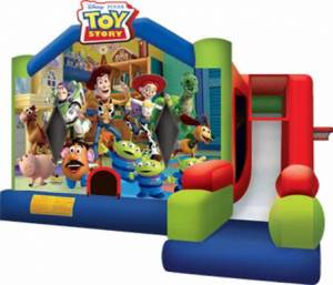 Toy Story 3 5 in 1 (PP)