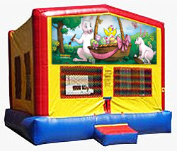 Easter Bounce (15' x 15')